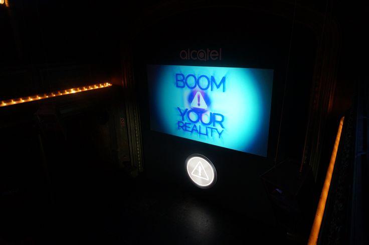 #Alcatel #MWC16 #IDOL4 #BoomMeUp