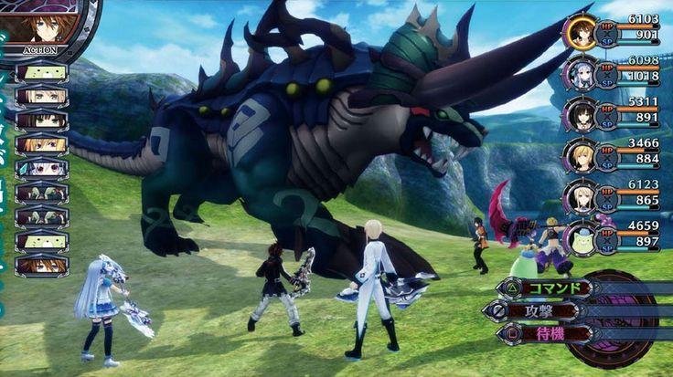 PS4『フェアリーフェンサーエフ ADF』続報!ホンマに6人パーティだった、これはもう別ゲームやな!! : ゲームかなー