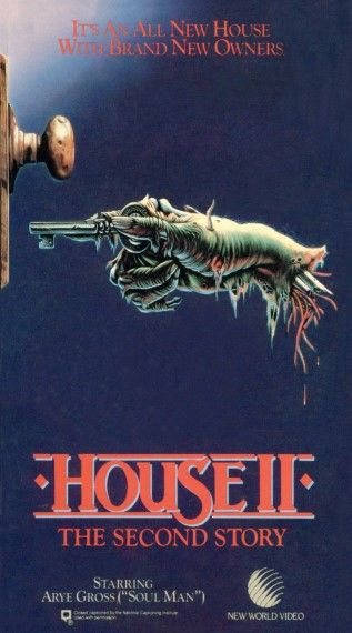 New World Video VHS Covers