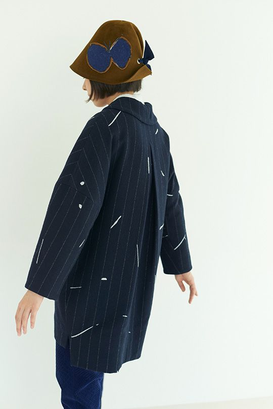 fuyu hotaru コート | minä perhonen