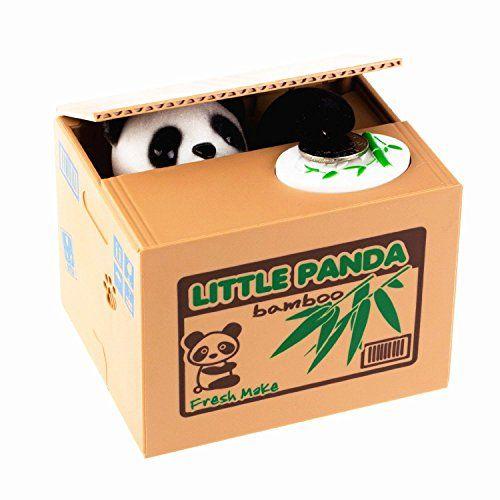 LMTECH Little Panda Money Bank Saving Box Panda Money Box... https://www.amazon.co.uk/dp/B01FBUHHEK/ref=cm_sw_r_pi_dp_x_-aAcAb9MDA3BK