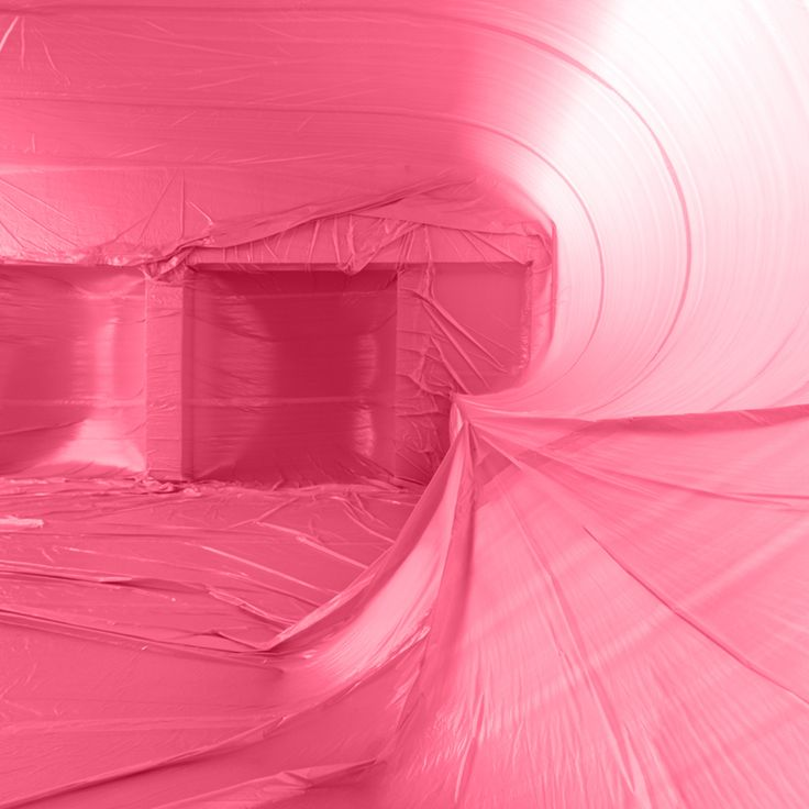 inflatable architecture by penique productions