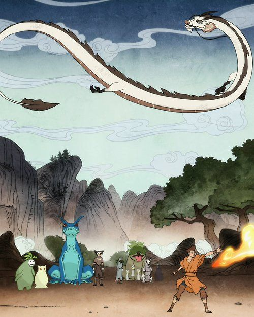 Wan Firebending training  The Legend of #Korra