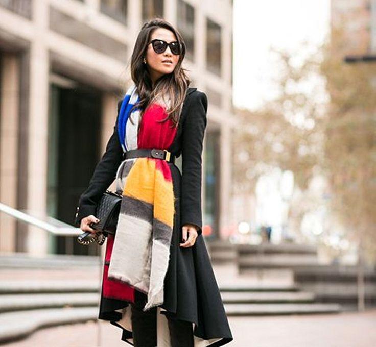 Trend alert | Looks de cinto com casacos para o inverno + dicas de como usar