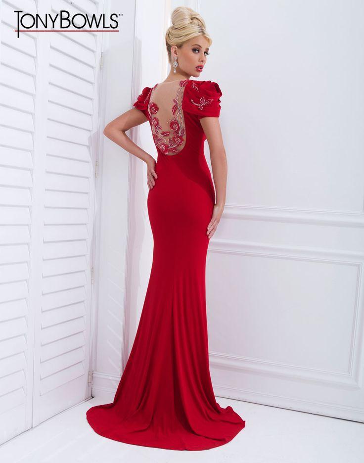 Tony b prom dresses elegant