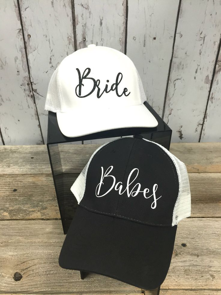 Bride / Babes - 6Panel Trucker Hat