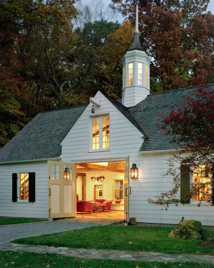 25 Exceptional Carriage House Conversions: 25 Best Barns, Stables, And Carriage Houses Images On