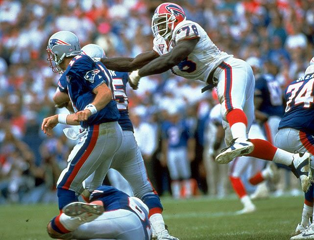 The Bills are retiring Bruce Smith's number 78 at the season opener vs. the Jets. Anthony Bialy examines the significance of retiring numbers in the NFL.