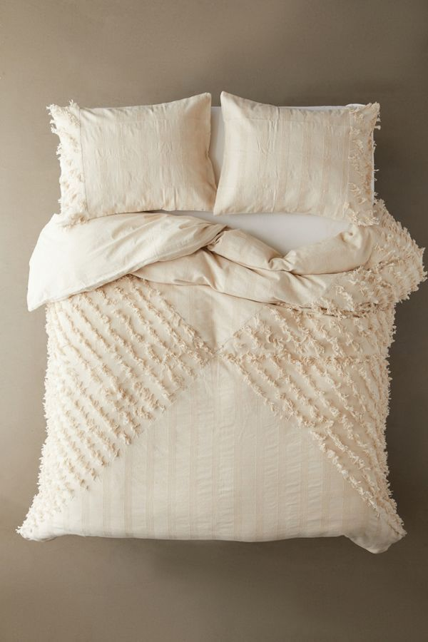 Don T Miss It Urban Outfitters Home Is 40 Off Textured Duvet Cover Textured Duvet Duvet Covers Urban Outfitters