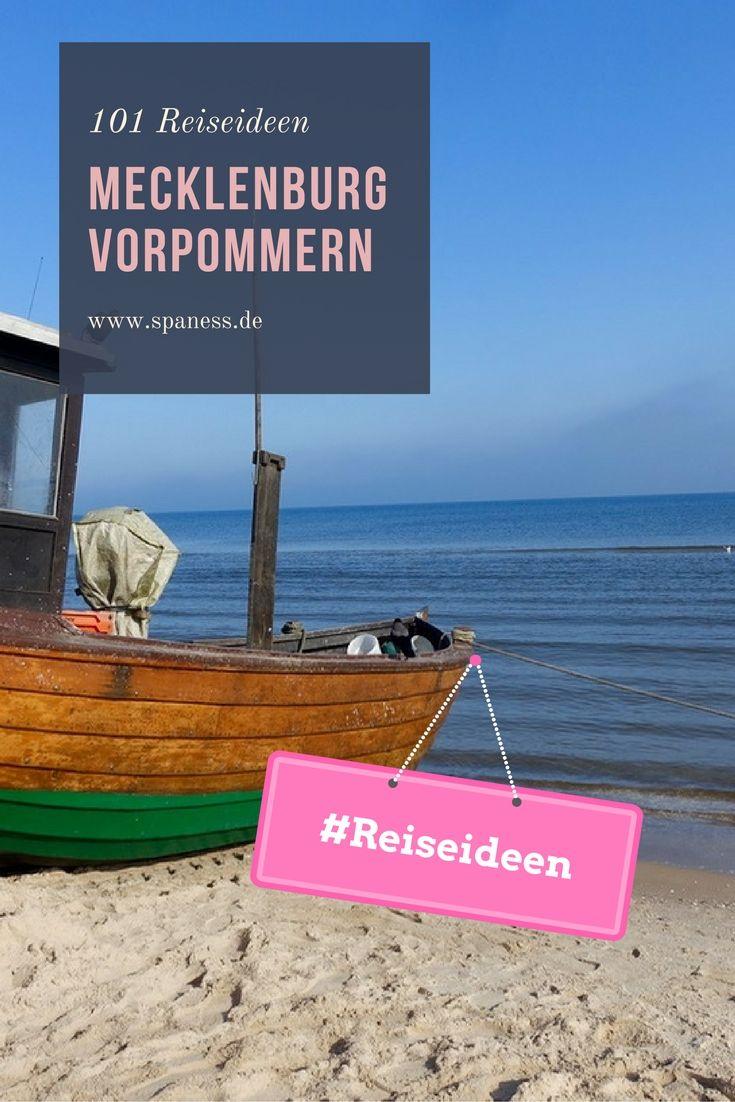 Mecklenburg Vorpommern Reise Tipps