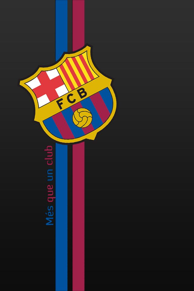 FC Barcelona iPhone 4 HD Background