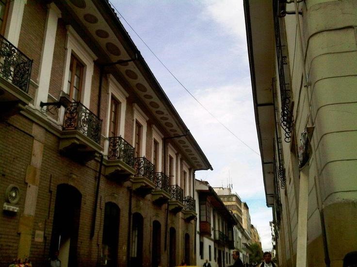 Balcones en la Candelaria