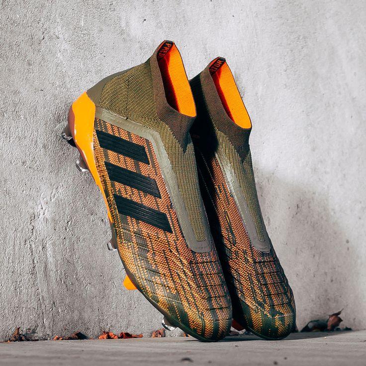 NEW adidas Predator 18+ FG Lone Hunter. Available now at World SoccerShop.com