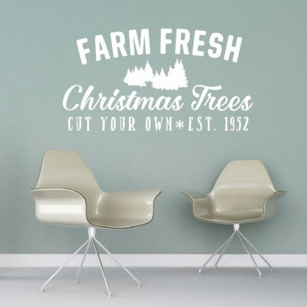 Best Christmas Vinyl Wall Decals Images On Pinterest - Custom vinyl wall decals christmas