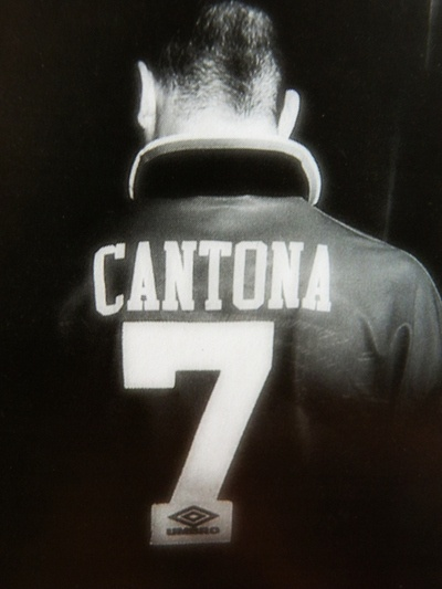 Eric The King Cantona.