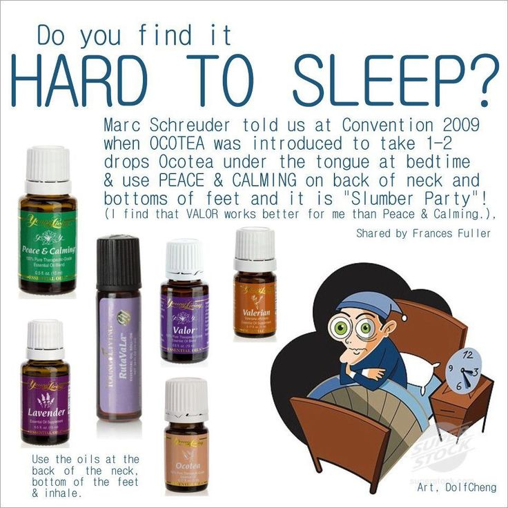 I Use Peace And Calming Lavender And Valor Sleep