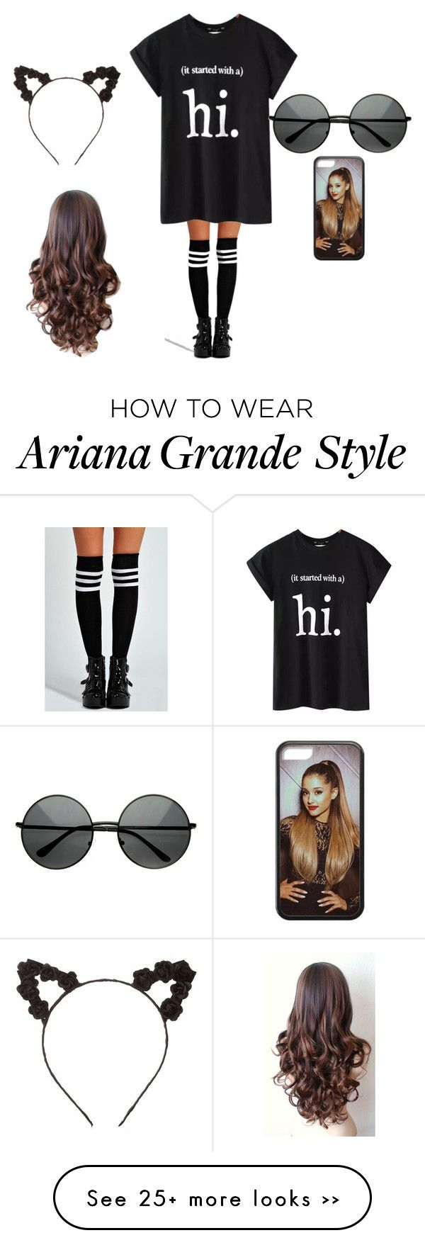 """Arianator"" by martaperez15 on Polyvore"