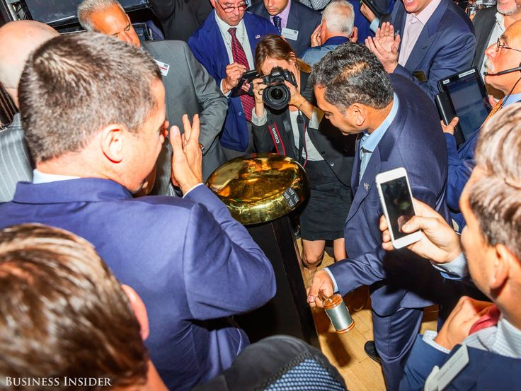 A behind-the-scenes look at what actually goes on during an IPO on the New York Stock Exchange