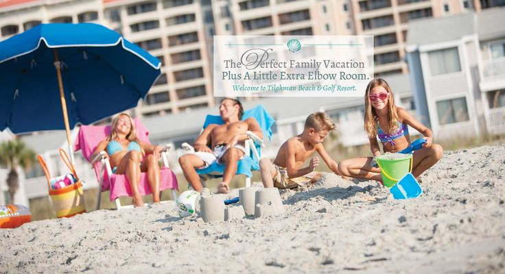 North Myrtle Beach Condos | North Myrtle Beach Resort | Tilghman Resort