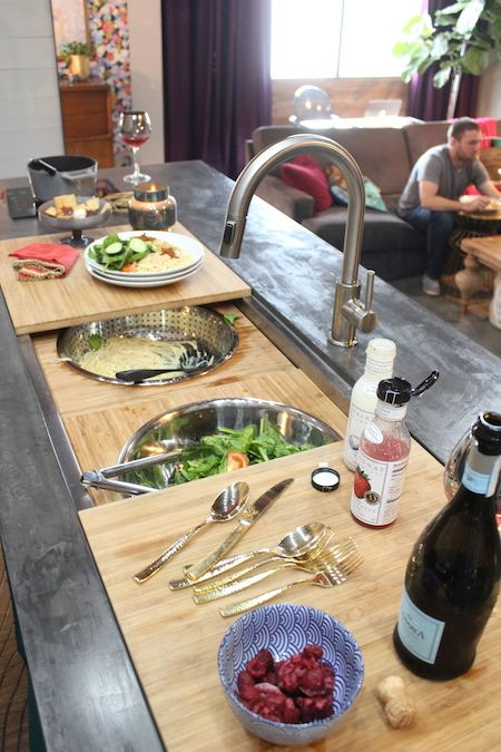 Galley's Are Changing The Sink Game | Kara Paslay Design