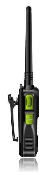 Pofung GT-1 Two-Way Ham Radio, UHF 400-470MHz 16 Channels *Green* - Home Two-Way Radio Two-Way Radio, Accessories | Radioddity