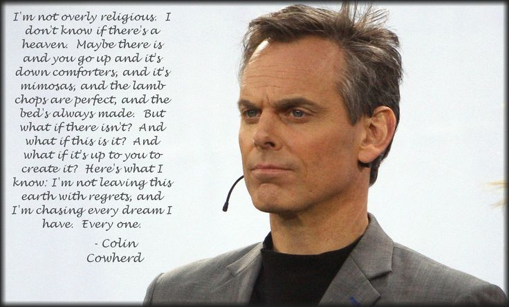 """""""I'm not overly religious. I don't know if there's a heaven…"""" — Colin Cowherd - More at: http://quotespictures.net/21288/im-not-overly-religious-i-dont-know-if-theres-a-heaven-colin-cowherd"""