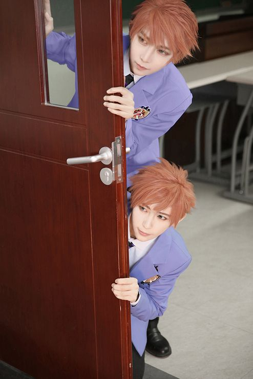 Hikaru Hitachiin (Ouran High School Host Club) by Willie (魔王). Source: Worldcosplay