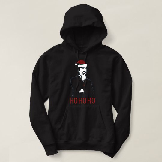 Ashens Ho Ho Ho Christmas Custom Hoodies