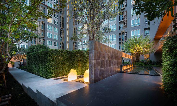 The Key Sathorn – Ratchapreuk by XSiTE Design Studio 07 « Landscape Architecture Works | Landezine