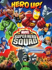 Very detailed ideas for Super Hero Squad Party