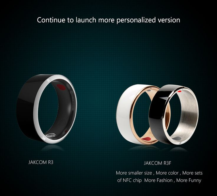 Buy Jackom R3 waterproof and dust-proof smart ring for iPhone, Android, Blackberry and Windows mobile phone. It helps you set screen lock, app lock and save all kinds of private information. Shop now @ http://hotmagikdeals.com/product/jakcom-r3-smart-ring-waterproof-program-lock-nfc-electronics-cnc-metal-wearable-mini-magic-ring-for-iphone-samsung-smartphone  #WaterproofSmartRing #SmartRingForIphone #SmartRingForSamsung #BuyOnline #HotMagikDeals