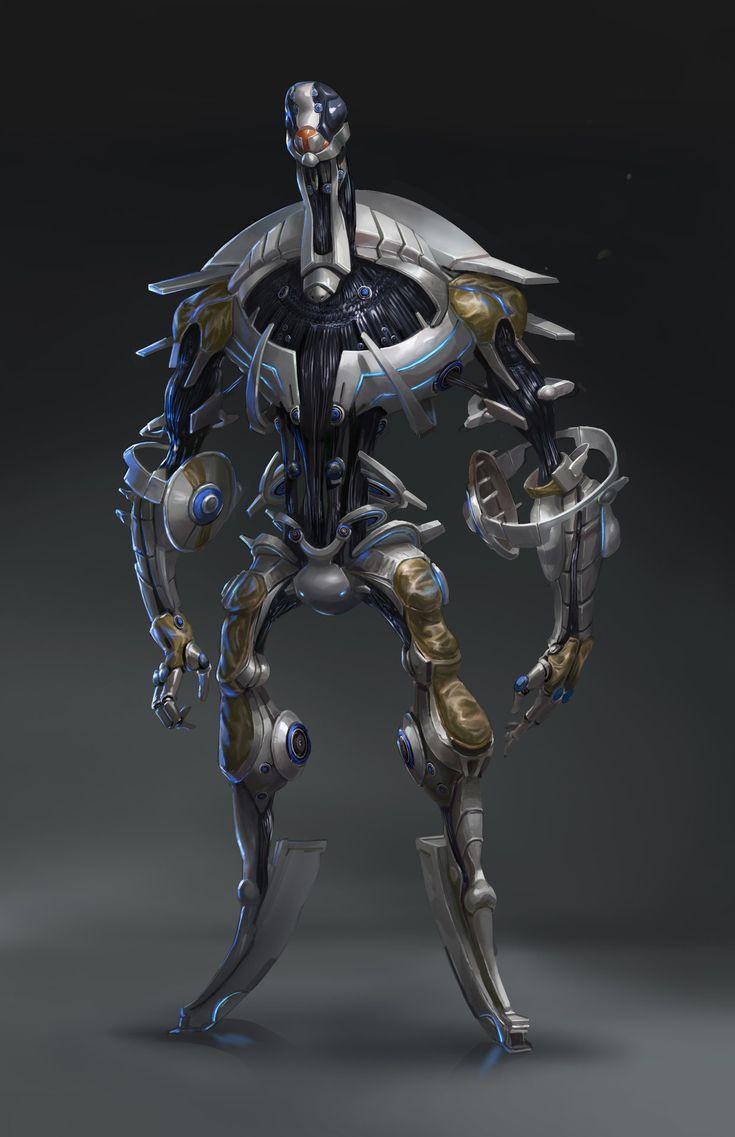 artstation exo suit commander ang chen robots mechs pinterest suits exo and artworks. Black Bedroom Furniture Sets. Home Design Ideas