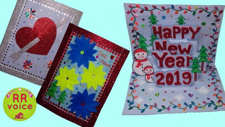 9 Best Greeting Card Banane Ka Tarika Easy Greeting Cards Cards Christmas Greeting Cards Diy