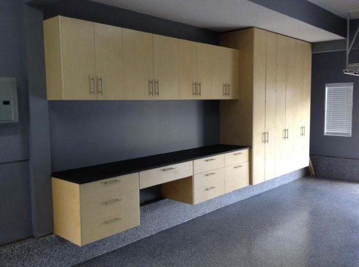 Garage Work Bench Cabinets