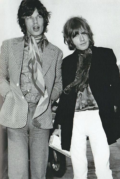 Jagger and Jones