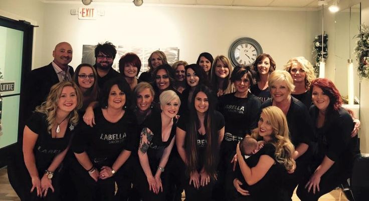 Since La Bella Salon and Spa has opened its doors in January 2013, we are putting our talent and customer service into full force located north of the historic town of Owosso. Salon owners Greg and Debra Kanan have created a salon environmet