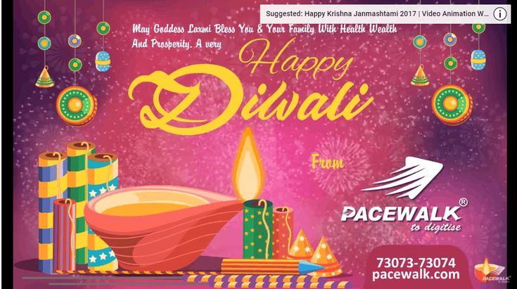 Happy diwali wish diwali greetings video festival wish