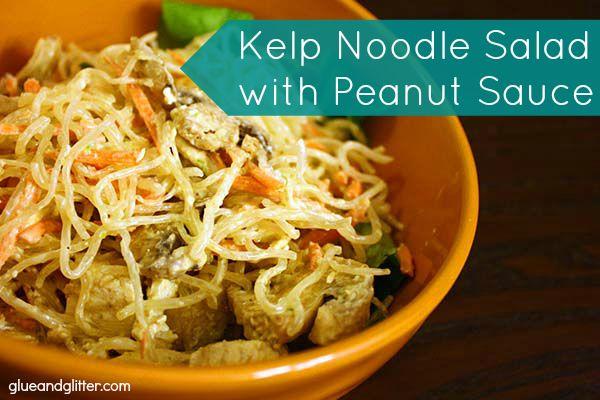 17 Best images about Vegan Salads on Pinterest | Kelp ...