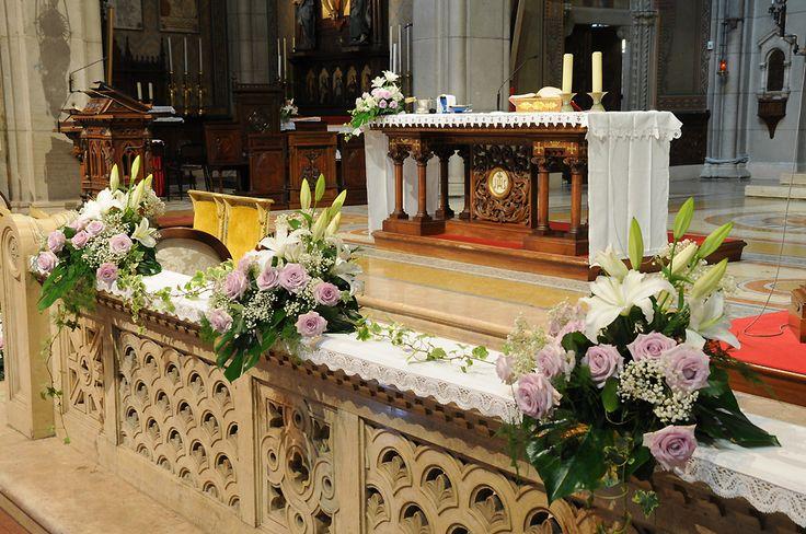 Chiesa #fiori #flowers