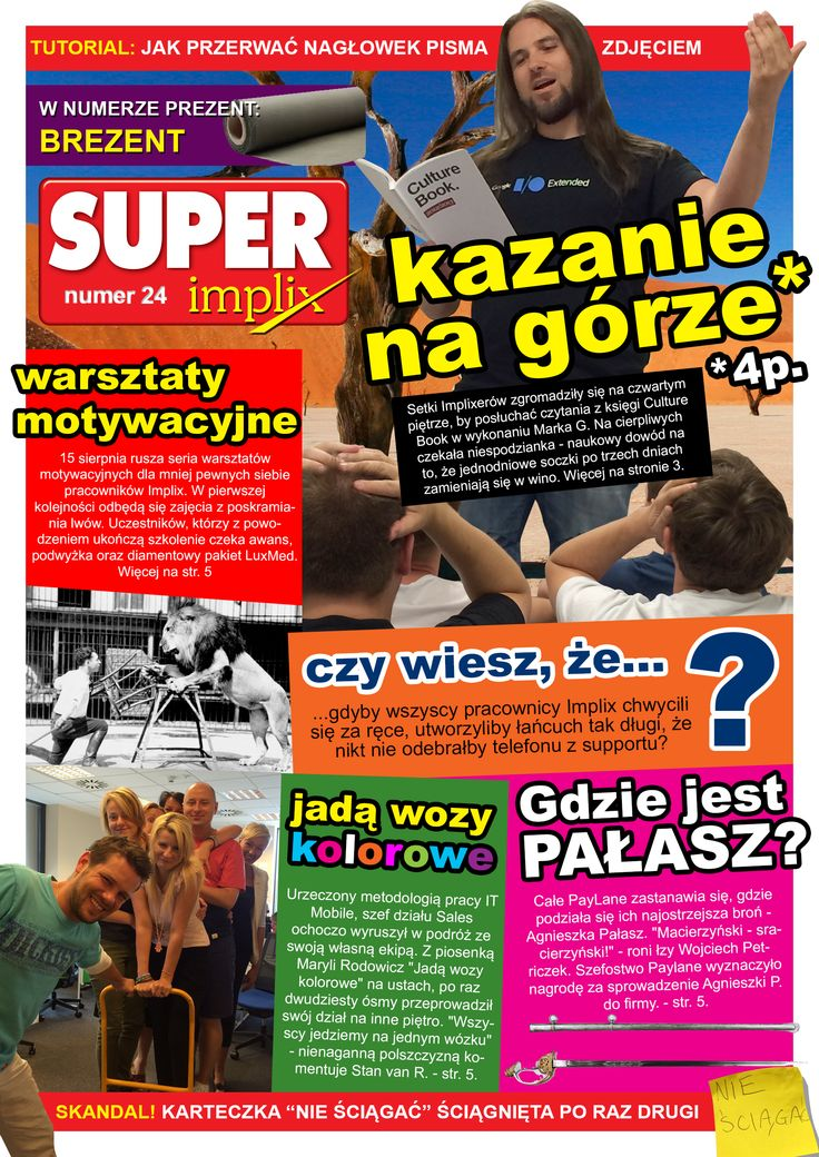 SUPER Implix #24