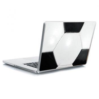 Αυτοκόλλητο laptop foot ball