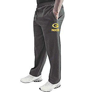 Amazon.com : Green Bay Packers NFL Gray Sweatpants Men's Size M : Sports & Outdoors