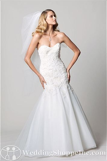 Bridal Gowns Wtoo Nadine Bridal Gown Image 1