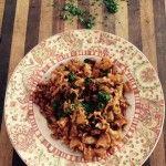 Quorn Ragu with Gigli Pasta