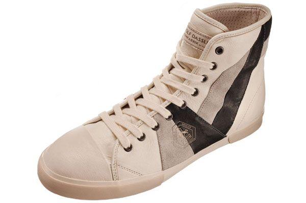 Puma Rudolf Dassler Schuhfabrik Sneakers.  Love.