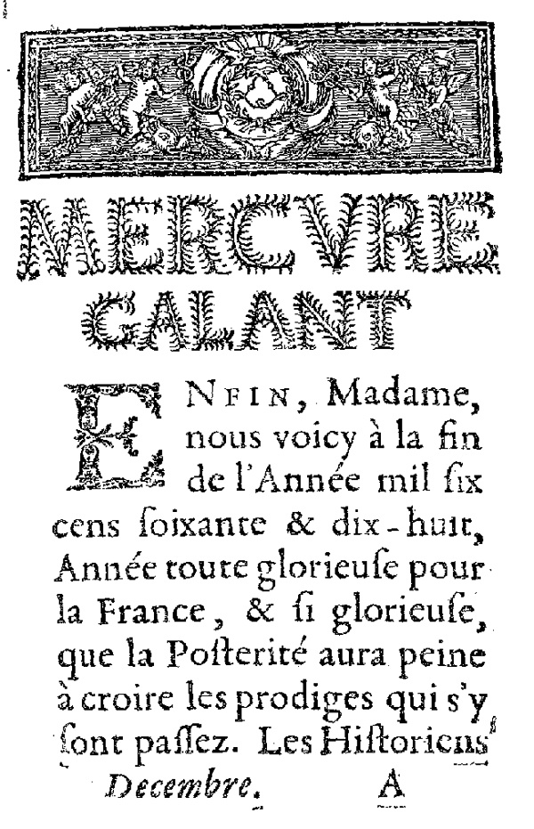 Published in 1672, the Mercure Gallant is considered by many to be the first fashion magazine, which promoted the creation of French sumptuary laws in order to maintain the social status quo. We talk about consumption as if it was a recent phenomenon but Freudenberger's article points out that not only did the sumptuary laws initiate economic and social development in Europe, but more importantly, it led to the idea of ready to wear garments, a #transgressive idea at the time.