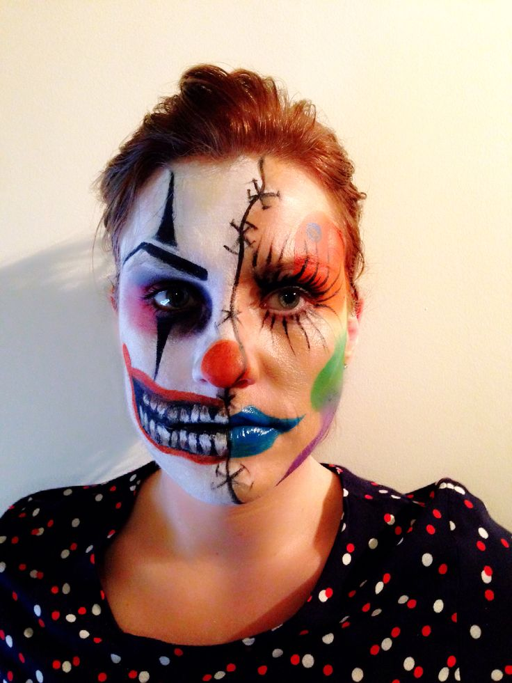 Evil jester clown | Halloween | Pinterest | Clowns