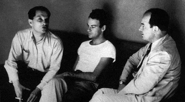 Feynman Portraits