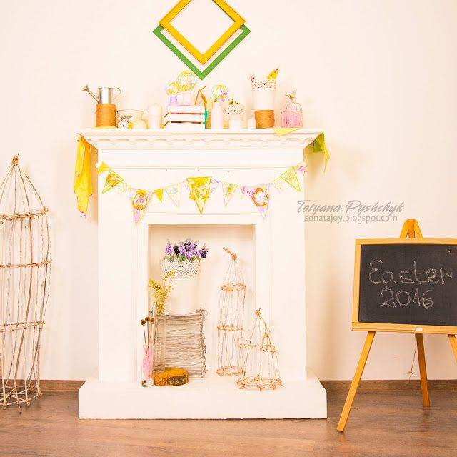 Enjoy your life: Весенний декор для дома