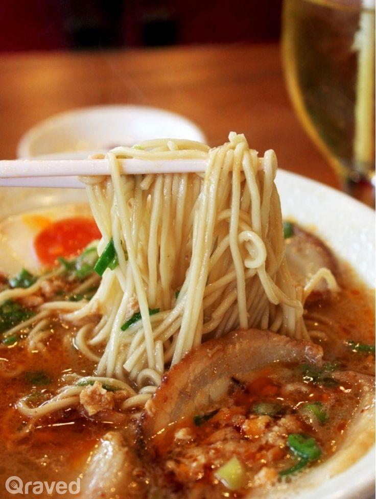 Ramen Noodles  at Hakata Ikkousha Pantai Indah Kapuk